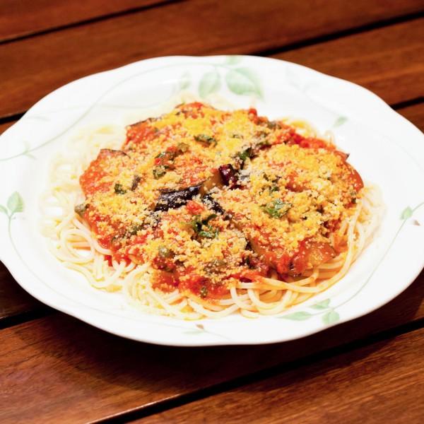 スパゲティ・ザ・なす